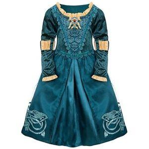Disney Store Kids' Merida Costume